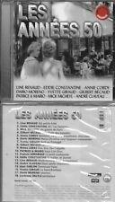 CD 18T ANNEES 50 RENAUD/BECAUD/CLAVEAU/CORDY/SABLON NEUF SCELLE