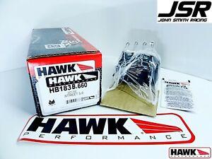 94-04 Mustang GT & V6 Hawk High Performance Street 5.0 (HPS 5.0) Rear Brake Pads