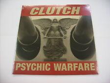 CLUTCH - PSYCHIC WARFARE - LP VINYL NEW SEALED 2015