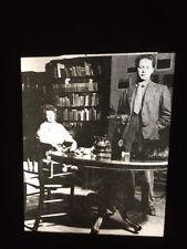 "Bill Brandt ""Dylan & Caitlyn Thomas"" Photography 35mm Glass Slide"