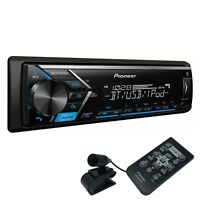 NEW Pioneer MVH-S301BT Bluetooth Digital Media Receiver with Remote and Mic