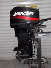 20 - 25HP Mercury 2002 SPARK PLUG  -  Wrecking this Outboard