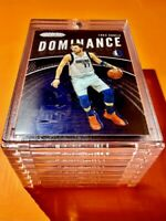 Luka Doncic PANINI PRIZM SPECIAL DOMINANCE INSERT GREAT INVESTMENT CARD - Mint!