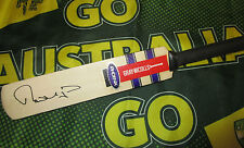 "Matthew Hayden (Australia) signed Gray Nicolls ""Phonenix"" Mini Cricket Bat + COA"