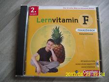Lernvitamin F Französisch - Kompletttrainer 2. Lernjahr