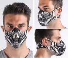 Latest Uniquely Designed Haloween Animal Style Gym cycle Sports Unisex Face Mask