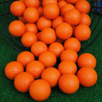 Foam Golf Balls Practice PU Elastic Sponge Indoor Outdoor Training 12 24 or 36