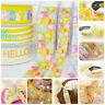 Easter Egg Hunt Fabric Ribbons, Eggs, Bunnies etc. 15mm OR 25mm, Sold PER METRE