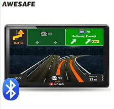 7 inch Car GPS navigation Bluetooth avin 256MB 800Mhz 8GB Map Europe/UK