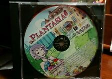 Plantasia Tycoon like Game(DISC ONLY) PC GAME - FREE POST