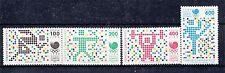 TURCHIA-TURKEY 1988 Olimpiadi di Seoul 2580-83 - Mnh