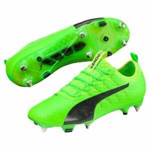 Puma Chaussures de Football Evo Puissance Vigor 1 MX Sg 103823 01 Hommes