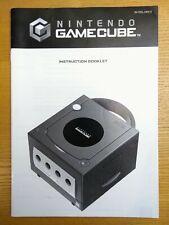 Nintendo Gamecube Instruction Booklet PAL Version IM-DOL-UKV-3 *Booklet Only*