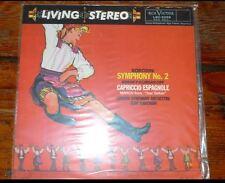 Classic Records LP 1rst Ed. lsc2298 Lon. Symp. Orch. Borodin #2 Rimsky Martinon