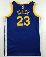 Golden State Warriors NBA basketball #23 Draymond Green swingman jersey Adidas S