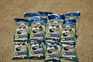2020 PANINI PLAYOFF FOOTBALL FAT PACK! SEALED Lot of 15 FREE SHIPPING