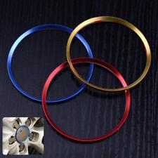 Wheel Emblem Hub Center Caps Wreath Sticker 70mm For Audi A3 A4L A6L Q5 Q7
