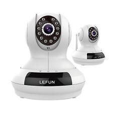 WiFi Camera LeFun 720p Wireless Surveillance Camera IP Cam with Pan Tilt Zoom...