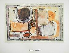 Jacques Doucet composition Poster Art Imprimé Image 56 x 71 cm