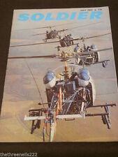July British Army Military & War Magazines