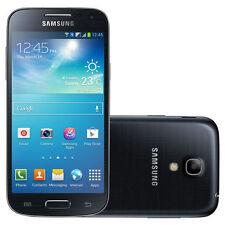 Samsung Galaxy S4 Mini Gt-i9195 - 8 Gb Negro (desbloqueado) Con 12 Meses De Garantía