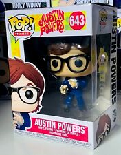 Funko POP! MOVIES Austin Powers #643 Vinyl Figure Yeah Baby!