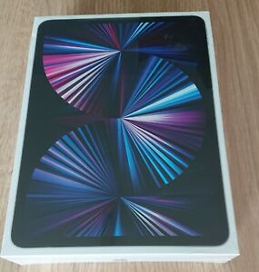 Apple iPad Pro 3rd Gen 128gb, WLAN, 11-Silber-BRANDNEU
