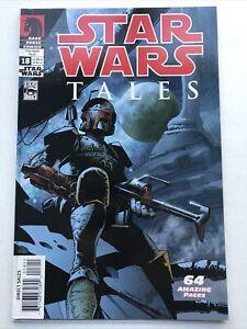 Star Wars Tales 18, Dark Horse Comics 2003, Boba Fett Cover, Mandolorian