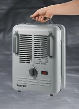 Electric GREENHOUSE Heater Portable Space Heat indoor 120V garage 1500w PAIR x 2