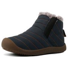 Men's Winter Snow Boots couple Warm Non-Slip Travel women's Rubber Sneaker Shoes