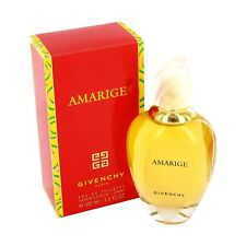 Amarige Perfume by Givenchy, 3.3 oz EDT Spray for Women NEW