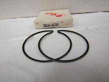 GENUINE NOS Suzuki PE175 1978 - 1981 Piston Ring Set 12140-41500