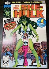 The Savage She-Hulk #1 Marvel Comics 1979 February
