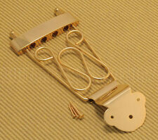 BTP-LDT-G Gold Long Deluxe Bass 4-String Trapeze Tailpiece