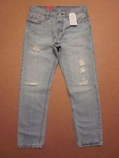 WOMENS LEVIS 501 CT TAPERED CROP JEAN PANTS SIZE 25 X 32 ( 29 1/2 X 27 3/4) NWT