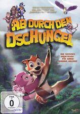 Ab durch den Dschungel + DVD + Beste Unterhaltung für die ganze Familie + NEU +