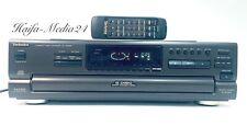 Technics SL-PD887 HighEnd 5 Fach CD Wechsler Changer Player +FB 1 Jahr Gewähr.