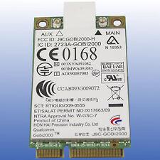 HP Qualcomm Gobi2000 HSDPA WWAN UMTS 3G HSPA für HP 2540p 8440p