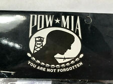 New 3x5 Pow Mia You Are Not Forgotten Flag 3'x5' Canvas Header Brass Grommets