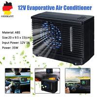 Tragbare Mini Klimaanlage 12V Auto Camping Mini-LUFTKÜHLER Sommer Kühlventilator