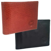 3 In 1 Wallet Cow Leather for Men - Choose color
