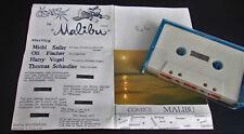 "1983 DEMO Promo MC Cassette New Wave-Punk ""Malibu"" COMICS (The Comics) Tollwut"