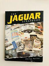 The Jaguar Scrapbook by Philip Porter Classic Car Collectable Book
