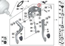 BMW 1' 2' 3' 4' Series F20 F21 F22 F87 Supporting Bracket Foot Controls Pedals