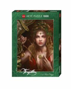 Heye Puzzles - 1000 Pièce Puzzle - Doré Bijoux HY29614