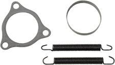 Moose Exhaust Pipe Springs + Gaskets Kit For 1990-2000 Honda CR 125 CR125 125R