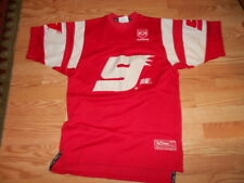KAHNE #9 dodge jersey short sleeve shirt SMALL