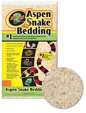 Zoo Med Aspen Snake Bedding  26,4 L, Bodengrund, Schlangen Einstreu,  SB-24
