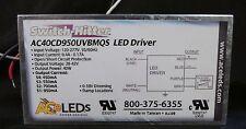 AC ELECTRONICS AC-40CD950UVBMQS 40WATT!  LED DRIVER! SWITCHING ANDDIMMING!!