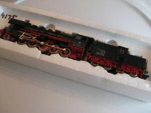 Fleischmann 4175 HO Germany Steam Locomotive+Tender 2-10-0 DB 50 058